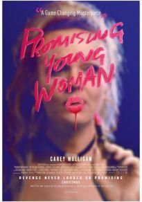 Cartel de la película Una joven prometedora