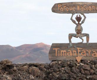 Volcano Express Lanzarote - Parque nacional de Timanfaya