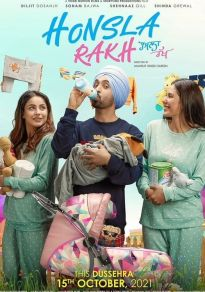 Cartel de la película Honsla Rakh