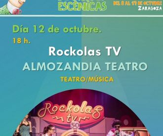 El Jardín de las Artes - Rockolas TV