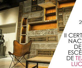 Certamen Nacional de Artes Escénicas de Teatros Luchana
