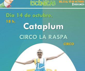 El Jardin de las Artes - Cataplum (Circo la Raspa)