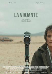 Cartel de la película La viajante
