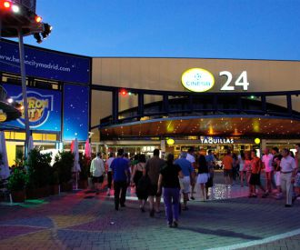 Cinesa Heron City Las Rozas 3D