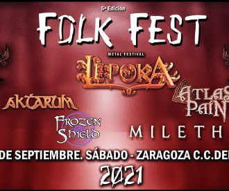 Folk Fest Zaragoza 2021