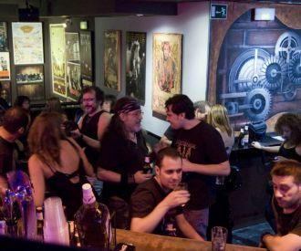 Sala Barracudas Rock Bar