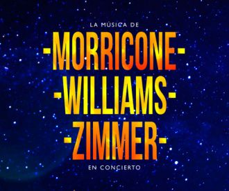 The music of Morricone-Zimmer-Williams