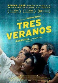 Cartel de la película Tres veranos