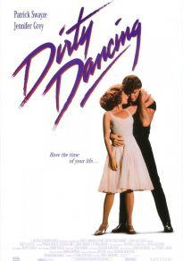 Cartel de la película Dirty Dancing (cine)