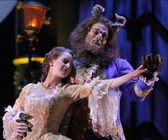 La Bella y la Bestia, el musical de Stage