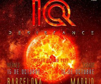 IQ Resistance Tour
