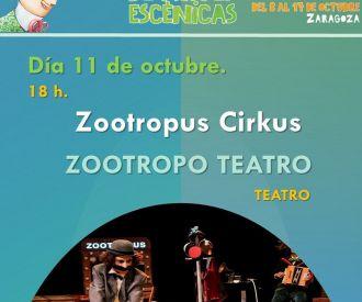 El Jardín de las Artes - Zotropus Cirkus
