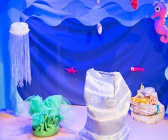 Milonga bajo el mar - Teatro para bebés