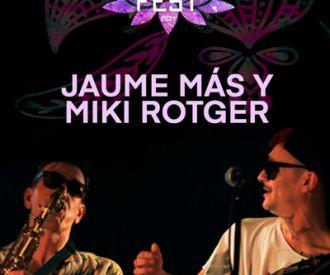 Jaume Más y Miki Rotger