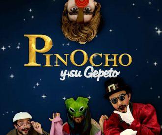 Pinocho y su Gepeto