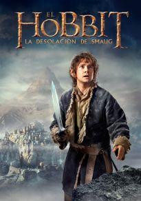 Cartel de la película El Hobbit: La Desolación de Smaug