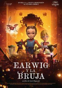 Cartel de la película Earwig y la bruja