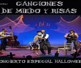 Halloween, Canciones de Miedo y Risa