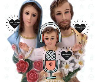 Jesús, María y José, la vida que te mereces