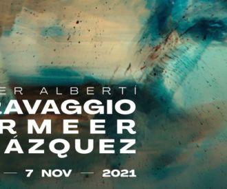 Caravaggio, Vermeer y Velázquez