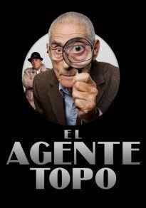Cartel de la película El agente topo