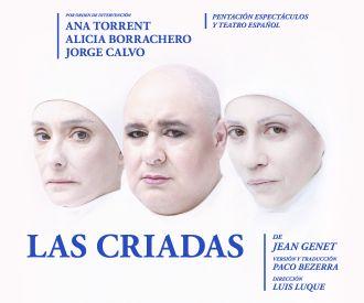 Las Criadas - Pentación Espectáculos y Teatro Español.