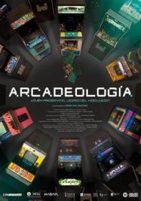 Cartel de la película Arcadeología