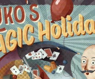 Magic School en la casa de Harry Potter