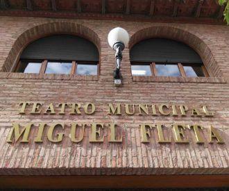 Teatro Municipal Miguel Fleta
