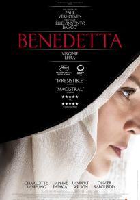 Cartel de la película Benedetta