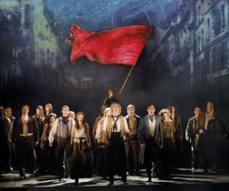 Los Miserables-Stage