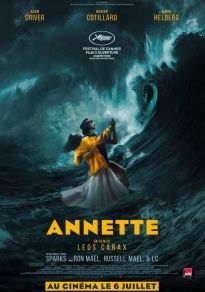Cartel de la película Annette