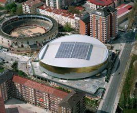 Plaza de Toros de Vitoria-Gasteiz (Iradier Arena)