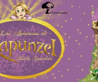 Las aventuras de Rapunzel