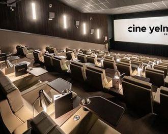 Yelmo Cines Premium Sant Cugat