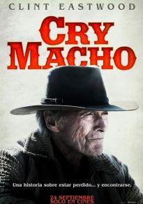 Cartel de la película Cry Macho