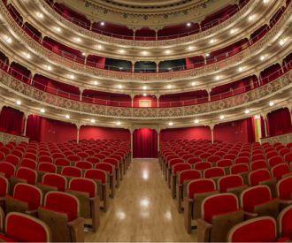 El Disfraz, las Cartas, la Suerte, Compañía Nacional de Teatro Clásico