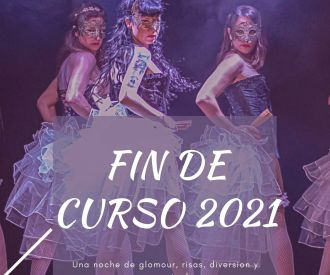 Fin de Curso 2021 - Glitter Girls Burlesque