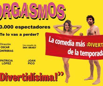 Orgasmos, la comedia