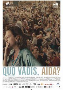 Cartel de la película Quo vadis, Aida?