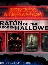 Cartel de la película Maratón Halloween 2021 (Digital)