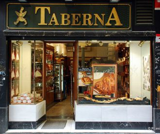 Cafe Taberna Alabanda