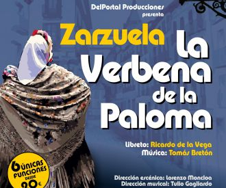La Verbena de la Paloma - Moncloa Producciones