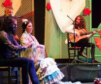 Flamenco en el Tablao Los Amayas de Malaga
