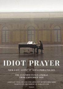 Cartel de la película Idiot Prayer: Nick Cave Alone at Alexandra Palace
