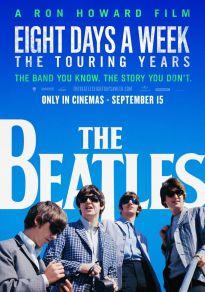 Cartel de la película The Beatles: Eight Days a Week - The Touring Years