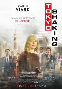 Cartel de la película Tokyo Shaking