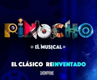 Pinocho, El Musical - ShowPrime
