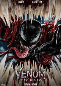 Cartel de la película Venom: Habrá Matanza