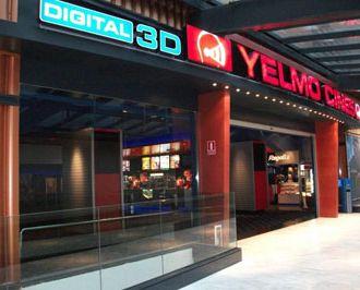 Yelmo Cines Espacio Coruña